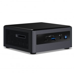 Intel MiniPC BXNUC10I7FNK2 i7-10710U 2xDDR4/SO-DIMM USB3 BOX (1)