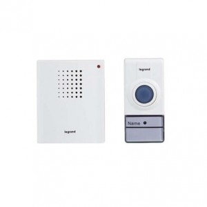 Legrand Dzwonek Radio-KIT Essential Bialy
