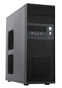 Chieftec Obudowa CQ-01B-U3-OP Mesh Midi Tower Black