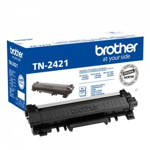 Brother Toner TN-2421 czarny 3000 stron do HL/DCP/MFC-L2xx2